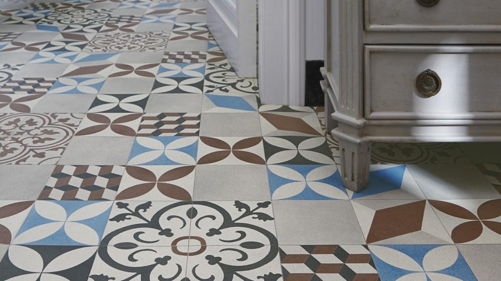 Best Vinyl Imitation Carreaux De Ciment Gallery - House Design ...